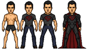 Superboy by KieranCampbell