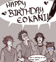 The Marauders for Eokani by Alatariel-Amandil