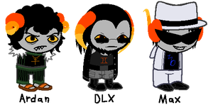:: My Fantrolls: Sprites 1 :: by Tigerman-exe