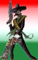 ZAPATA MY GENERAL by eaglemask