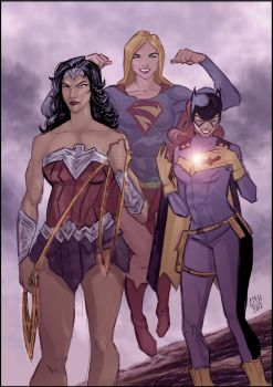 The New Trinity by cmhunt