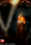 Fall of London by Hayter