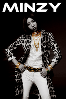 2NE1 MINZY COMEBACK IPOD IPHONE WALLPAPER by Awesmatasticaly-Cool