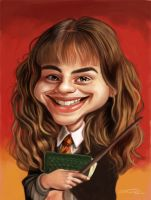 HERMIONE by JaumeCullell