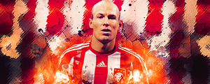 Arjen Robben by Thomson9
