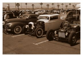 Old Timers by pjs1998