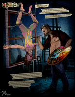 rAnSoM ~ His Muse by CeeAyBee