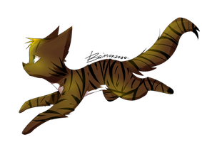 Hawkfrost by baimon2000