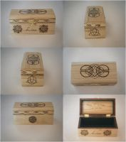 Celtic Jewelry Box by Fay-Fever