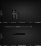 Industrial Fluxbox Theme by xeXpanderx