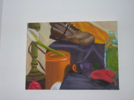 Still Life Paint by Theo-Kyp-Serenno