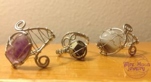 ThreeRings by WireMoonJewelry