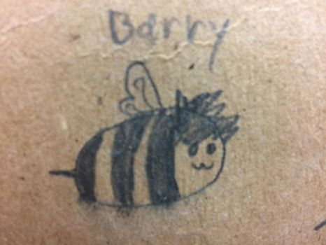 Barry bee benson  by fnaflovver