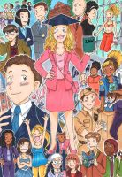 Legally Blonde - The Musical by akabeko