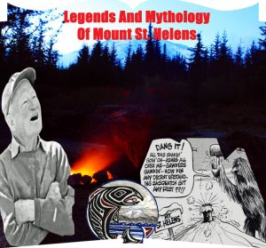 Mythology Of Mt. St. Helens -- Part 2C