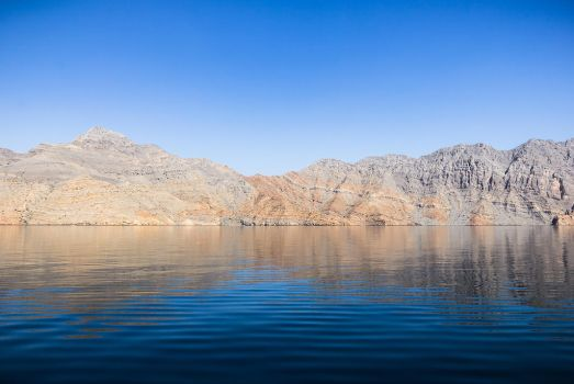 In the fjords of Musandam by jameslawton