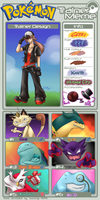 PKMN Trainer Meme by CaTai