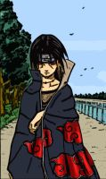 Itachi by ZombieBear