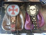 He-Man and Skeletor belt pouches by theDOC30427