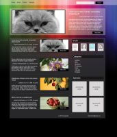 Catty layout by InterGrapher