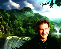 Harrison Ford. Nature. by StalkerAE