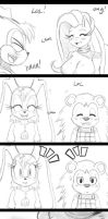 COMIC:Cream,Sable and FShy 2 by ss2sonic