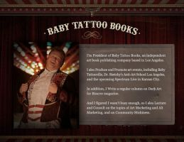 Baby Tattoo Deviant ID by MrBabyTattoo
