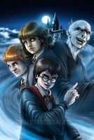 Harry Potter by EnricoGalli