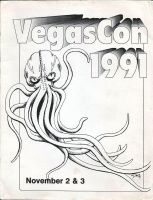 VegasCon '91 Cover by GTDees