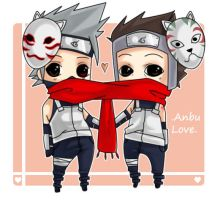 .Anbu Love. by horror-child