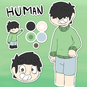 Human by LeoTheLionel