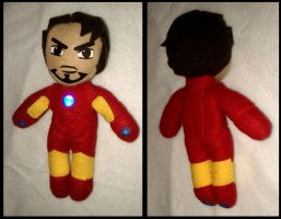Tiny Tony by Threnodi