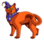 Magical Wizard Cat by mechafeline