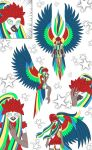 Livie, the ara parrot by ImthenD