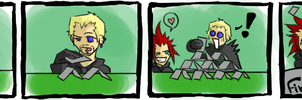 Axel is a Meanie XI by Quinchilla