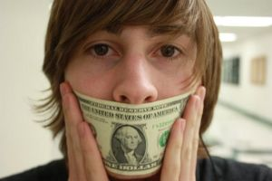 Hush Money by WickedlyxInsane