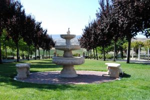 Fountain 2 - Stock by Thorvold-Stock