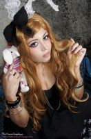 Hime Bunny 02 by plu-moon