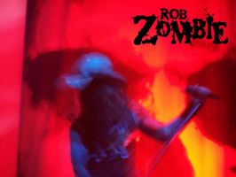 Psychedelic Rob Zombie by Silver-Dew-Drop