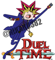 Duel Time by icaro382