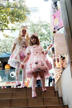 Harajuku Girls by mikumi