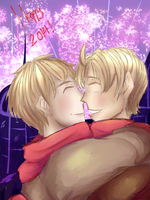 HAPPY 2014 by mitomitori99