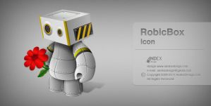 RobicBox icon by AndexDesign