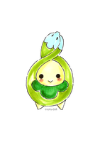 Budew by tofu-doll
