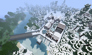 Town of Chillington by C-MaxisGR