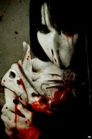 ...fallen_alien... by SLIPKNOTTY