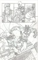 Batman 80 page special sample by FireClerk12