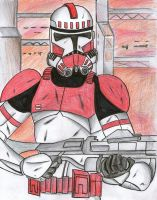 Coruscant Guard by Funtimes