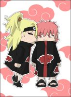 Sasori no kiss XD by thegeekpit