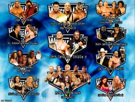 Wrestlemania 22 Wallpaper by AISTYLES